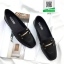รองเท้าคัทชูสีดำ หนังนิ่ม (สีดำ ) thumbnail 2