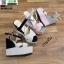 รองเท้ารัดข้อทรงเตารีด ST68-CRM [สีครีม] thumbnail 5