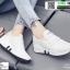 รองเท้าผ้าใบแบบสวม L09-WHI [สีขาว] thumbnail 2