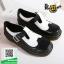 รองเท้าคัทชูสีดำ สไตล์ Dr. Matens (สีดำ ) thumbnail 4