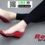 รองเท้าลำลองแบบสวมส้นเตารีด 957-83-RED [สีแดง] thumbnail 4