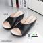 รองเท้ามินิส้นเตารีด 8412-BLACK [สีดำ] thumbnail 1