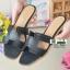 รองเท้าแตะหน้า H J332-ดำ [สีดำ] thumbnail 3