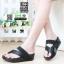 รองเท้าสุขภาพเพื่อ แบบสวมโป้ง L1964-BLK [สีดำ] thumbnail 1