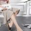 รองเท้าแตะสุขภาพ สไตล์ Roger Vivier Sandals 1-906-DBLU [สีน้ำเงินเข้ม] thumbnail 4