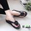 รองเท้าสุขภาพสไตล์ฟิทฟลอบ แต่งดอกคามิเลีย 119-ดำ [สีดำ] thumbnail 1