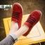 รองเท้าลำลองสไตล์ vintage 0469-P-RED [สีแดง] thumbnail 1