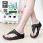 รองเท้าเพื่อสุขภาพ ฟิทฟลอปหนีบ L2857-BLK [สีดำ] thumbnail 2