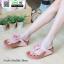 รองเท้าสุขภาพ ฟิทฟลอปหนีบ แต่งดอกไม้ F1080-PNK [สีชมพู] thumbnail 2