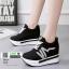 ผ้าใบที่ใส่ละมั่นใจ ขาขาวดูยาว 818-ดำ [สีดำ] thumbnail 3