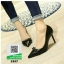 รองเท้าคัทชูส้นเข็ม Givenchy 3357-BLK [สีดำ] thumbnail 2