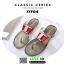 รองเท้าแตะส้นแบน jelly sandals TIT04-RED [สีแดง] thumbnail 5