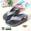 รองเท้าส้นเตารีด style fitflop แบบคีบ F1110-GRY [สีเทา] thumbnail 2
