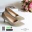 รองเท้าคัชชูหัวแหลมส้นสูง G18-05-GLD [สีทอง] thumbnail 4