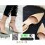 รองเท้าส้นสูง หัวแหลม รัดข้อ 211-9-APR [สีแอปริคอท] thumbnail 5