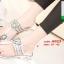 รองเท้าแตะแฟชั่นสีขาว Flowery Sandals (สีขาว ) thumbnail 4