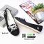 รองเท้าผ้าใบทรงสปอร์ตน่ารักๆ 1435-BLACK [สีดำ ] thumbnail 3