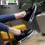 รองเท้าผ้าใบเสริมส้น งานนำเข้า100% ST3-BLK [สีดำ] thumbnail 3