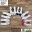 รองเท้าส้นสูง ส้นแก้ว 17-4094-SIL [สีเงิน] thumbnail 5