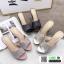 รองเท้าส้นสูง สไตล์แบรรนด์ TOP SHOP 3006-8-BLACK [สีดำ ] thumbnail 3