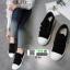 รองเท้าผ้าใบแฟชั่น Style FILA สายรัดเมจิกเทป 1720-BLK [สีดำ] thumbnail 2