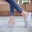 รองเท้าผ้าใบแบบเปิดส้น ST1-WHI [สีขาว] thumbnail 3