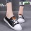 รองเท้าผ้าใบแฟชั่น ST14-BLK [สีBLK] thumbnail 1