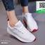 รองเท้าผ้าใบแฟชั่น W1012-WHI [สีขาว] thumbnail 3