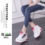 รองเท้าผ้าใบเสริมส้นนำเข้า สไตล์เกาหลี 0025-RED [สีแดง] thumbnail 5