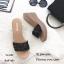 รองเท้าเตารีด แบบสวมหน้าวิ้ง 15-7699-ดำ [สีดำ] thumbnail 1