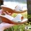 รองเท้าส้นสูง เปิดส้น ส้นตัน SM9031-GLD [สีทอง] thumbnail 1