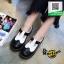 รองเท้าคัทชูสีดำ สไตล์ Dr. Matens (สีดำ ) thumbnail 2