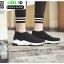 รองเท้าผ้าใบทรงสวม ทรงยอดฮิต F02-BLK [สีดำ] thumbnail 2