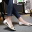 รองเท้าคัชชู สไตล์สุขภาพ 18-1373-WHI [สีขาว] thumbnail 2