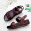 รองเท้าสุขภาพ รัดข้อ F1070-แดง [สีแดง] thumbnail 2