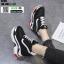 รองเท้าผ้าใบเสริมส้น ST26-BLK [สีดำ] thumbnail 3