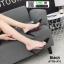 รองเท้าส้นสูงหัวแหลม สักหราด A178-A11-BLK [สีดำ] thumbnail 2