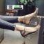 รองเท้าส้นสูงนำเข้า สไตล์เกาหลี 0291-SILVER [สีเงิน] thumbnail 3