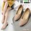 รองเท้าคัชชูดีไซน์ทรงหัวแหลมจ้าา 6638-235-PNK [สีPNK] thumbnail 2