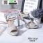 รองเท้าส้นสูงรัดส้น T-Strap G5276-GRY [สีเทา] thumbnail 1