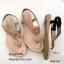 รองเท้าแตะพื้นนิ่มรัดส้น B1817-1-ดำ [สีดำ] thumbnail 4