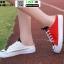 รองเท้าผ้าใบเปิดท้าย ST610-RED [สีแดง] thumbnail 3