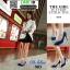 รองเท้าคัชชูหัวแหลม 983-BLU [สีน้ำเงิน] thumbnail 4