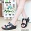 รองเท้าเพื่อสุขภาพ ฟิทฟลอป สายคาดคู่ L2807-BLK [สีดำ] thumbnail 4