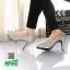 รองเท้าคัทชูส้นสูงกลิตเตอร์ เปิดหน้า รัดข้อ SP-026-SILVER [สีเงิน] thumbnail 1