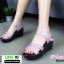 รองเท้า platform สไตล์เกาหลี G806-PNK [สีชมพู] thumbnail 5