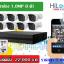 ชุดกล้องพร้อมติดตั้ง HILOOK 1.0MP จำนวน 8 ตัว พร้อมเครื่องบันทึก รับประกัน 3 ปี thumbnail 1