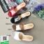 รองเท้าส้นสูงเปิดส้นสีแดง Muless Heels Shoes (สีแดง ) thumbnail 4