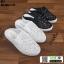 รองเท้าผ้าใบแบบเปิดส้น ST1-BLK [สีดำ] thumbnail 5