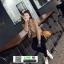 รองเท้าคัชชูหนังนิ่ม สไตล์แบรนด์ดัง 406-7-WHI [สีWHI] thumbnail 4